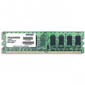 Patriot DIMM 2GB DDR2-800