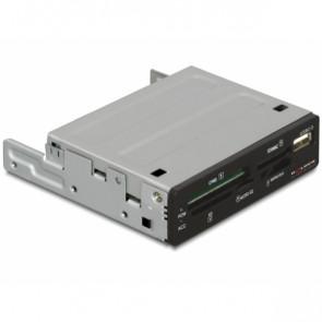 DeLOCK USB 2.0 Card Reader 3.5 57 in 1