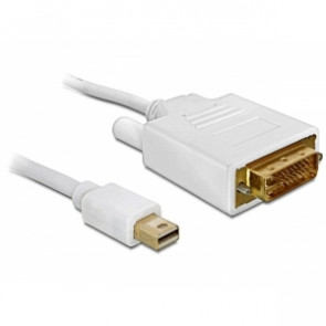 Mini-DisplayPort na DVI Kabel 1m