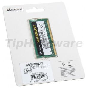 Corsair DIMM 8GB DDR3-1600 (CMSO8GX3M1C1600C11)