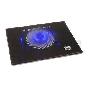 Cooler Master NotePal I300 Blue LED černá