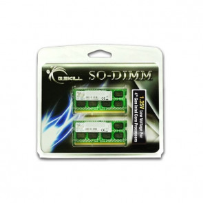 G.Skill SO-DIMM 8GB DDR3L-1600 Kit (F3-1600C9D-8GSL)