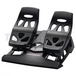 Thrustmaster Pedalset TFRP (Rudder Pedals), Pedale