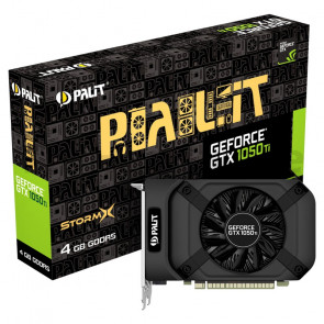 Palit GeForce GTX 1050 Ti StormX 4GB