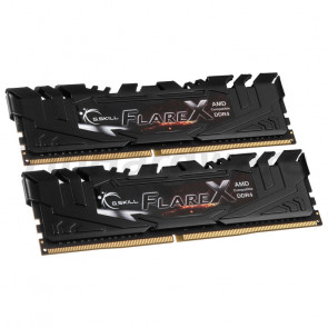 G.Skill DIMM 32GB DDR4-2400 Kit [F4-2400C15D-32GFX]