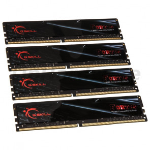 G.Skill DIMM 64GB DDR4-2400 Quad-Kit [F4-2400C15Q-64GFT]