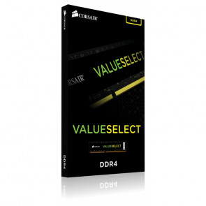 Corsair DIMM 4 GB DDR4-2400 [CMV4GX4M1A2400C16]