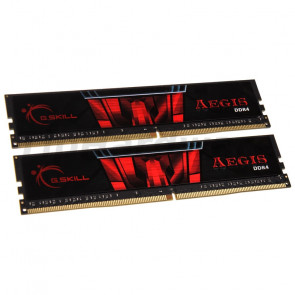 G.Skill DIMM 16 GB DDR4-2400 Kit [F4-2400C17D-16GIS]