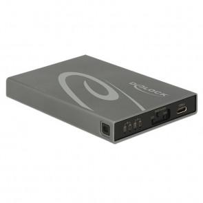 DeLOCK 2x M.2 Key B SSD > USB 3.1 Gen 2 USB Type-C [42589]