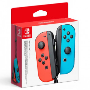 Nintendo Switch Joy-Con Set Neon-Red / Neon-Blue [2510166]