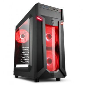 Sharkoon VG6-W red black [4044951026784]