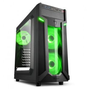 Sharkoon VG6-W green black [4044951026791]