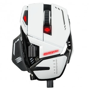 Mad Catz R.A.T. 8+ [MR05DCINWH000-0]