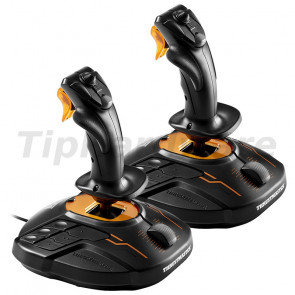 Thrustmaster T.16000M Space Sim Duo Pack [2960815]