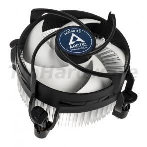 Arctic Alpine 12 Low Profile CPU Cooler - 92mm [ACALP00027A]