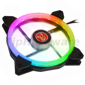 Raijintek IRIS 14 Rainbow A-RGB LED Fan - 140mm [0R40B00113]