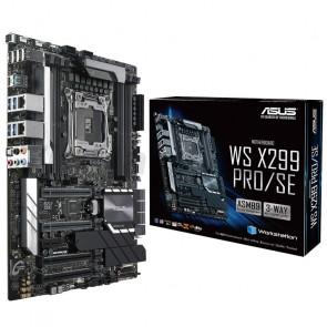 Asus WS X299 Pro/SE Intel X299 (Socket 2066) DDR4 Motherboard [90SW00A0-M0EAY0]