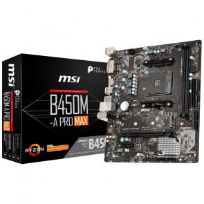 MSI B450M-A PRO MAX [7C52-001R]