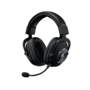 Logitech G PRO X Gaming Headset black [981-000818]