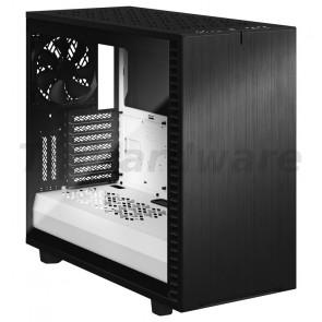 Fractal Design Define 7 Black/White TG Clear Tint [FD-C-DEF7A-05]