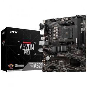 MSI A520M PRO [7D14-005R]