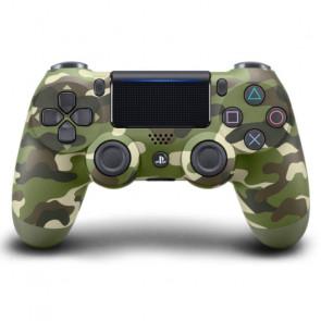 Sony Playstation PS4 Controller Dual Shock wireless green camo [PS4 CONTR CAMO]