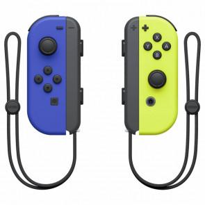 Nintendo Joy-Con Set Blue/Neon Yellow [10002887]