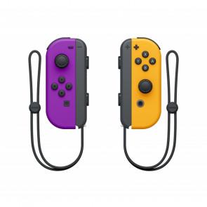 Nintendo Joy-Con Set Neon Lila/Neon Orange [10002888]