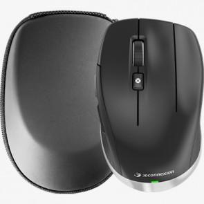 3DConnexion CadMouse Compact Wireless black/silver [3DX-700082]
