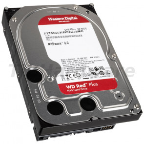 WD Red Plus NAS  4 TB SATA 6 Gb/s [WD40EFZX]