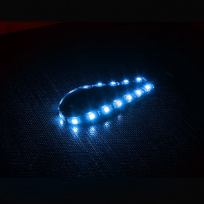 BitFenix Alchemy Connect 15x LED-Strip 30cm - blue