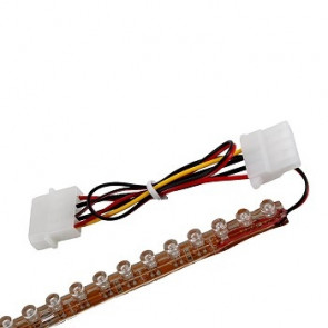 Lamptron FlexLight Standard - 12 LEDs - orange