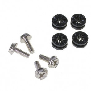 Lamptron HDD Rubber Screws PRO - pure black