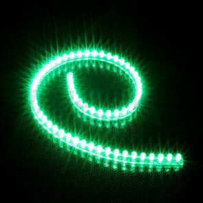 Lamptron FlexLight Standard - 60 LEDs - green