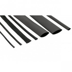 InLine Cable sleeving Set - black