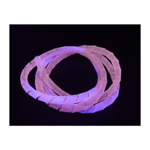 Bitspower Spiral Wrap 4mm - 1m UV red