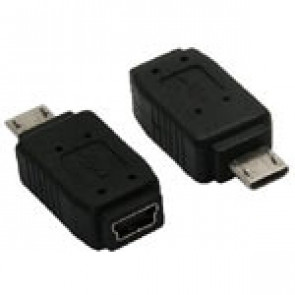InLine 31602 cable interface/gender adapter