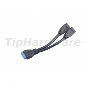 Akasa AK-CBUB09-15BK cable interface/gender adapter