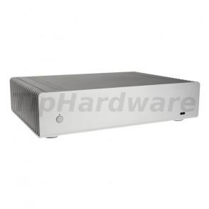 Streacom ST-FC10S Alpha Fanless HTPC Aluminium - silver