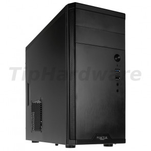 Fractal Design Core 1100 Mini-ITX - black