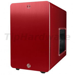 RAIJINTEK STYX Micro-ATX - red Window