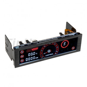 Lamptron CM430 PWM - black/red