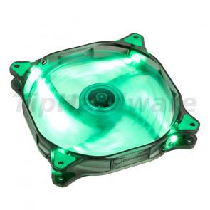 Cougar LED D12HB-G, green LED - 120mm