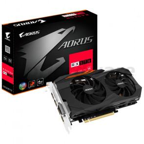 Gigabyte Radeon RX 570 Aorus 4G, 4096MB GDDR5