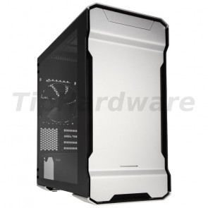 PHANTEKS Enthoo Evolv uATX, Tempered Glass - silver